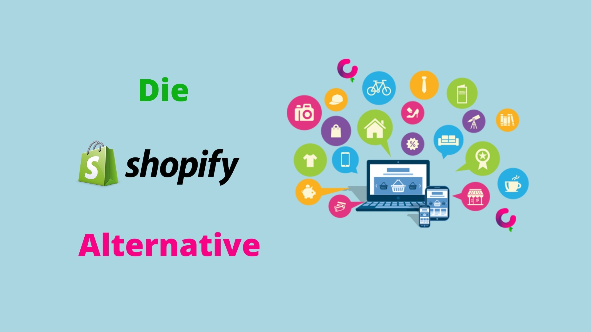Die Shopify Alternative