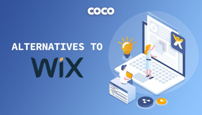 alternatives to wix