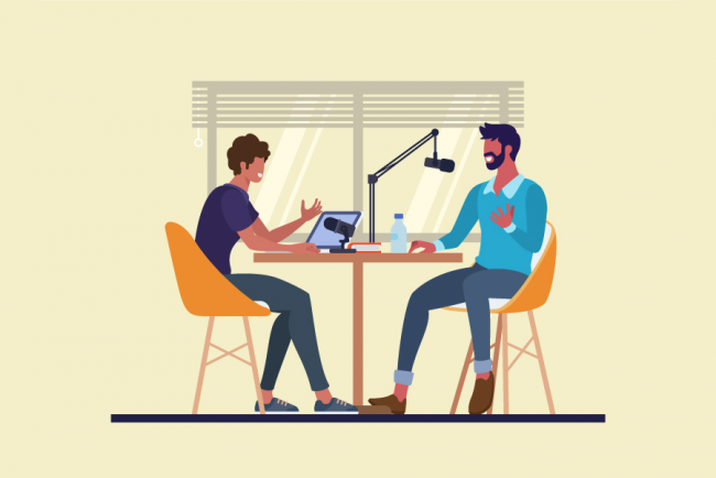 podcast de marketing