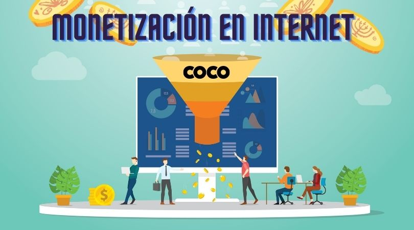 Formas de monetizar en Internet y no morir en el intento